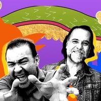 """Gokú y Vegeta """"narrarán"""" los Juegos Olímpicos de Tokio 2020 en México: Mario Castañeda y René García estarán en 'Los Juegos Z'"""