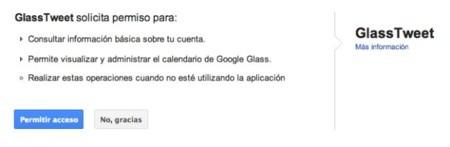 google glass aplicacion