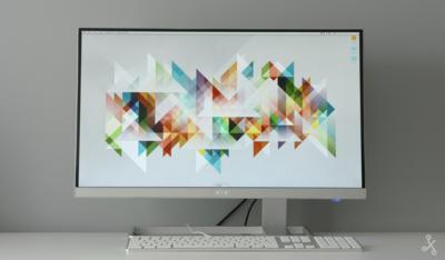 Monitor UHD Acer S277HK, análisis