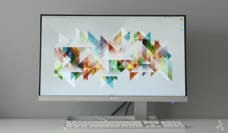 Monitor UHD Acer S277HK, análisis