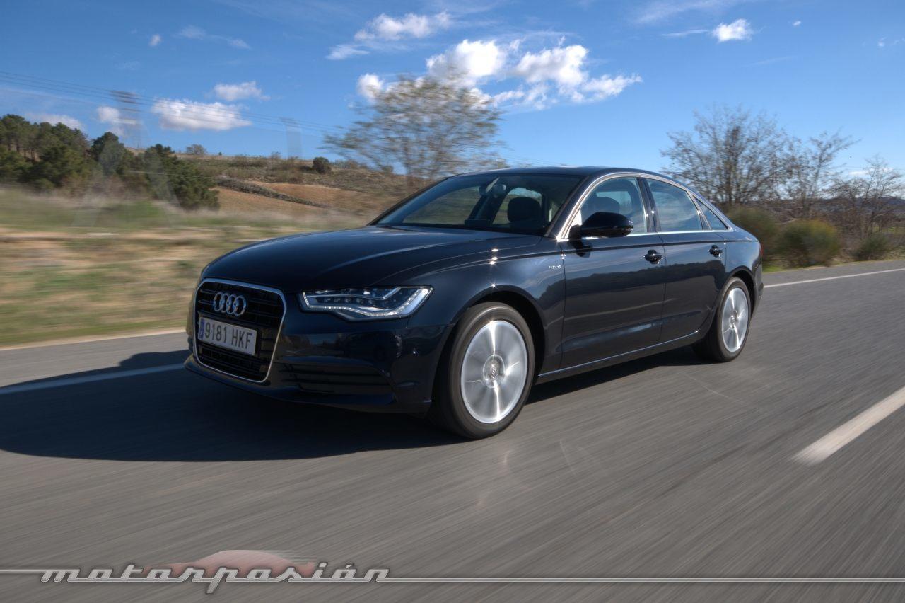 Foto de Audi A6 hybrid (prueba) (97/120)