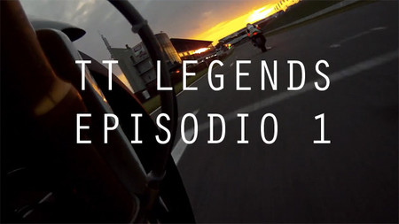 Documental TT Legends - Episodio 1: conociendo al equipo Honda TT Legends