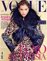 Vogue Portugal: Barbara Palvin