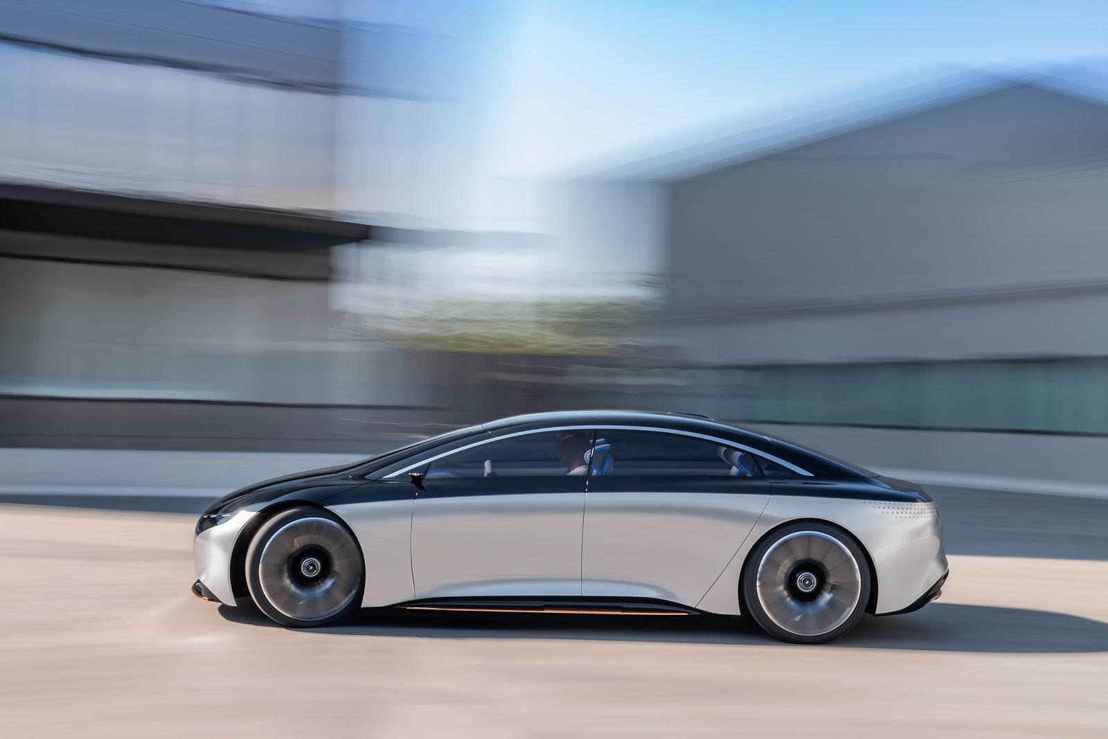 Foto de Mercedes Vision EQS (2/13)