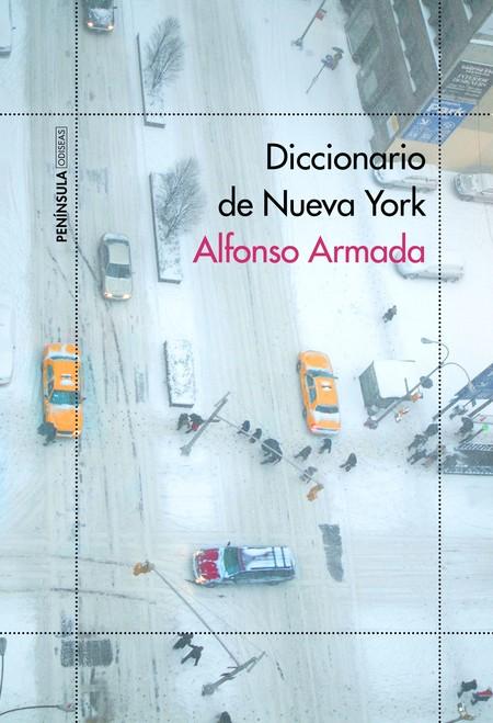 Diccionario de Nueva York libro