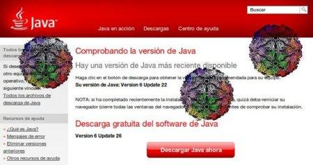 El malware centra su atención en Java