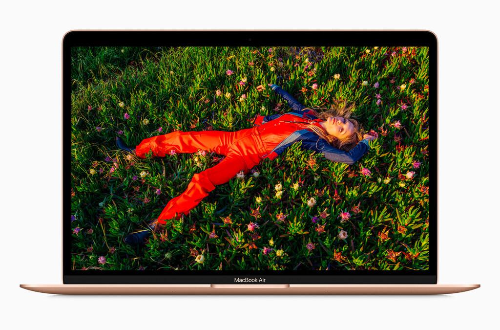 El MacBook Air con M1 machaca a cualquier Mac en un 'benchmark' mono-núcleo arrollador