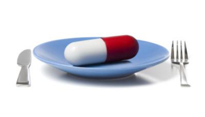 Cinco alimentos-medicamento