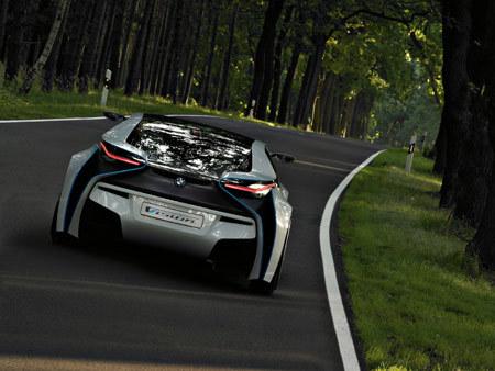 Foto de BMW Vision EfficientDynamics (2/6)