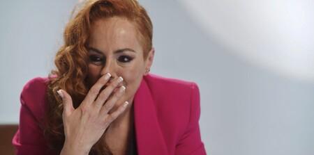 Rocío Carrasco sufre un ataque de ansiedad al visitar la tumba de Rocío Jurado en Chipiona