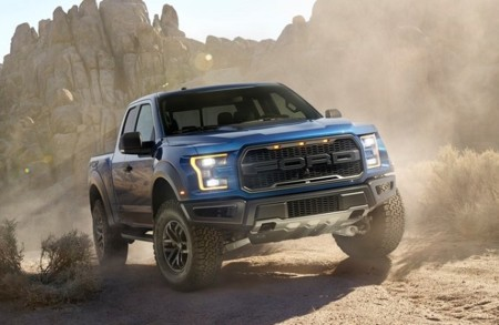 Ford F 150 Raptor 2017 800x600 Wallpaper 03