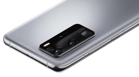 Huawei P40 Diseno