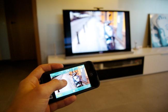 Scubo TV 3D - 1
