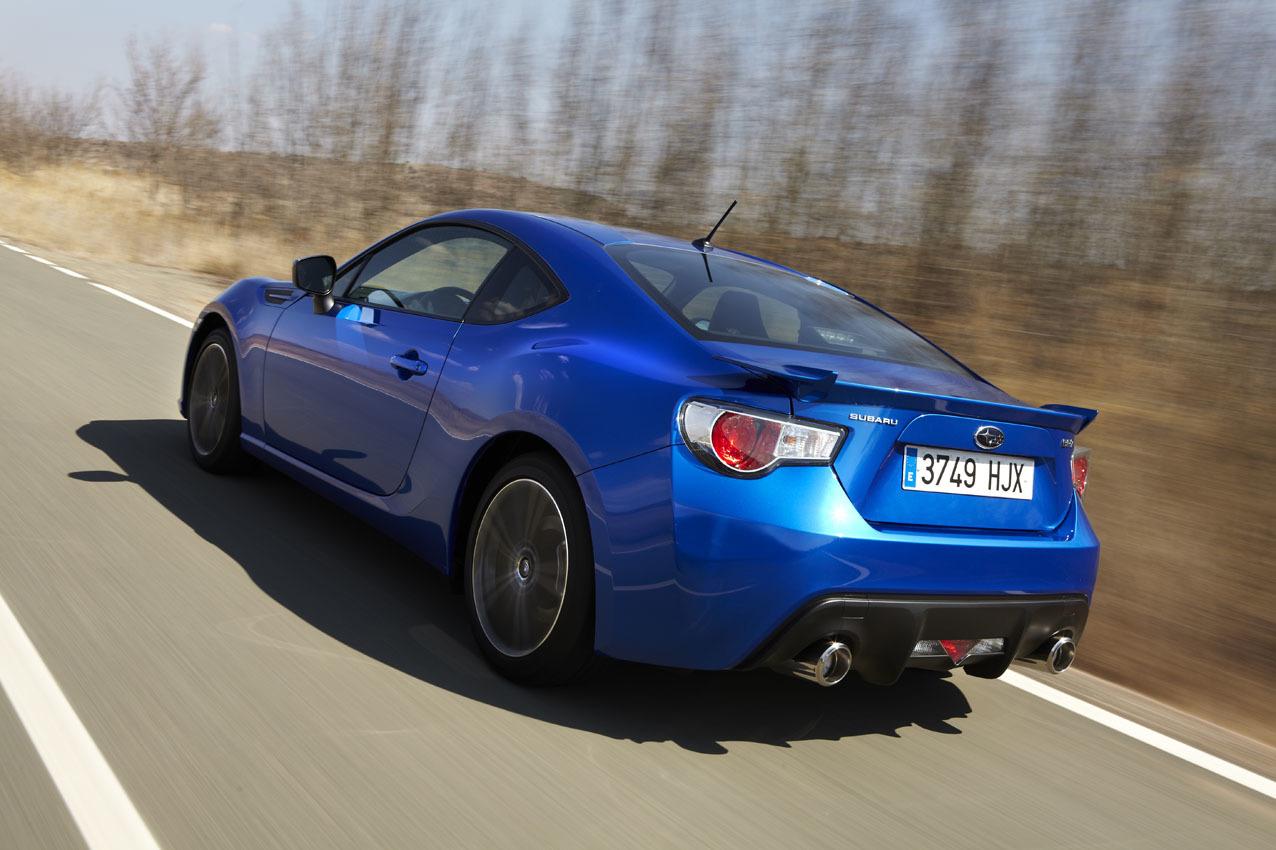 Subaru BRZ (presentacion-galeria oficial)
