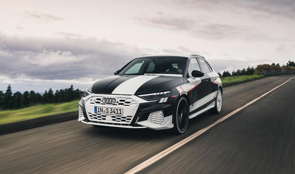 Audi adelanta los primeros detalles del nuevo A3 Sportback: con extra de tecnología al servicio de la conducción