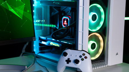 Big O no es solo una PC para gaming, sino un monstruo con un PS4 Pro y Xbox One S incorporado