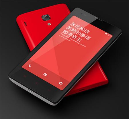 Xiaomi vendió 100.000 Red Rice en un par de minutos
