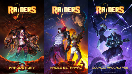 Hemos jugado a Raiders of the Broken Planet, el original y novedoso shooter multijugador de MercurySteam