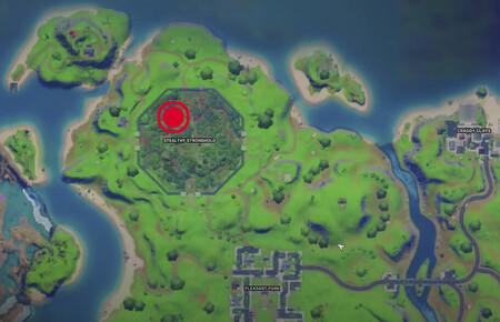 Mapa Depredador Derrota