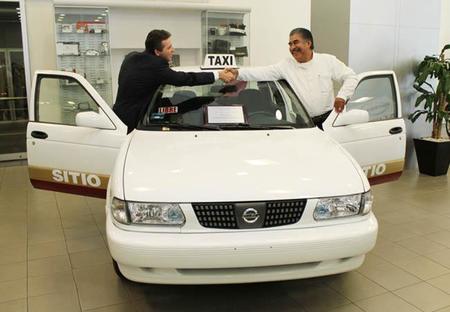 Nissan Tsuru Taxi