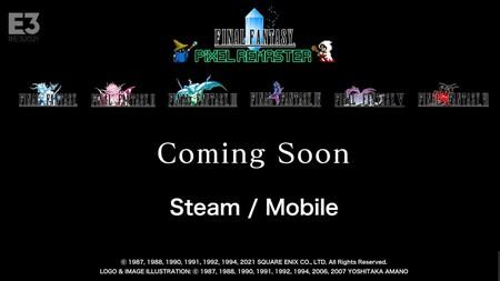 Final Fantasy Steam Y Mobil