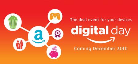 Amazon estrena mañana sus nuevas rebajas Digital Day, pero no llegarán a Amazon España