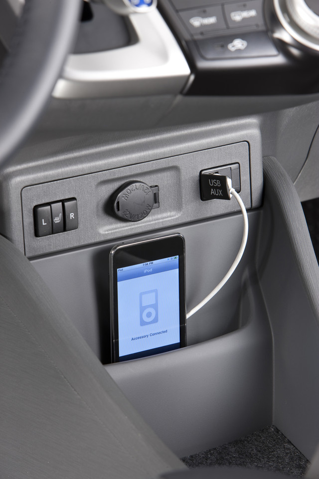 Foto de 2011 Toyota Prius v (66/77)