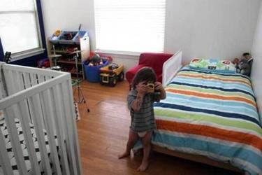 Compartir habitación a distintas edades