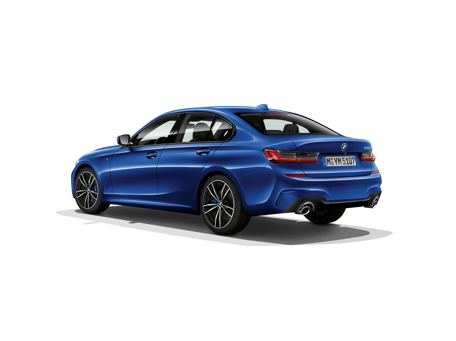 Foto de BMW Serie 3 2019 (80/131)