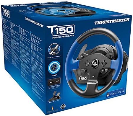 Volante Thrustmaster T150 2