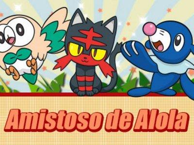 Da inicio el Torneo Amistoso de Alola para Pokémon Sun & Moon