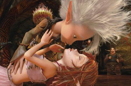 Arthur y la princesa