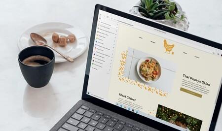Microsoft introduce las pestañas verticales en Edge, un mejor rendimiento y cambios en Bing