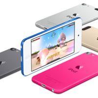 Nuevo iPod Touch: mejor cámara, mejor procesador y más almacenamiento