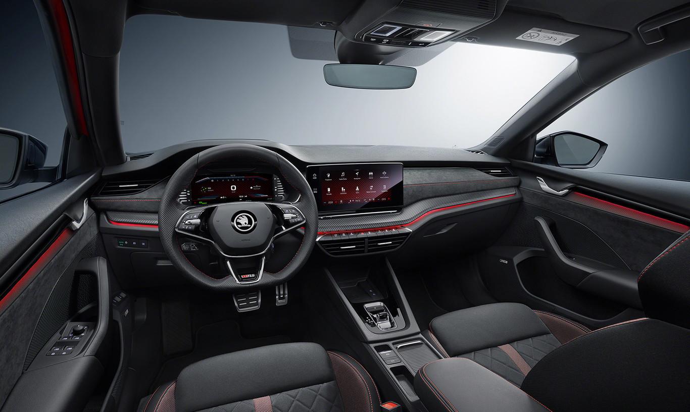 Foto de Škoda Octavia RS iV (4/7)
