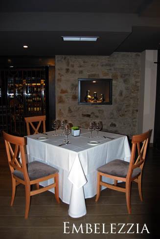 Foto de Ibaia, restaurante hotel de lujo en Gordexola (Vizcaya): menú degustación (12/19)