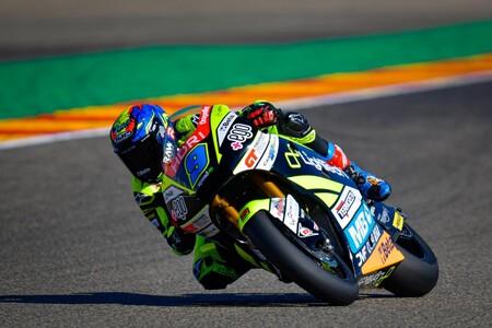 Jorge Navarro Teruel Moto2 2020