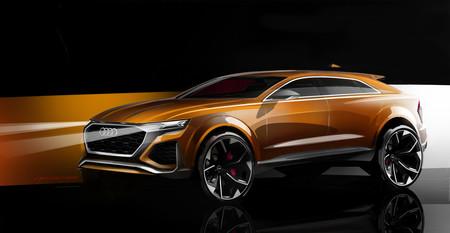 Audi Q8 concept design