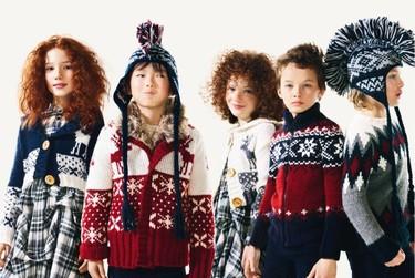 Tendencias moda niños otoño-invierno 2011/2012: estilo preppy, los peques van al cole