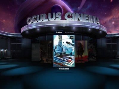 Oculus Cinema es ahora una experiencia más social: palomitas para todos