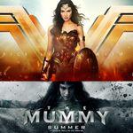 Taquilla: 'La momia' es enterrada por 'Wonder Woman' en EE.UU. pero logra 174 millones en todo el mundo