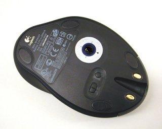 Logitech MX1000, el primer ratón láser