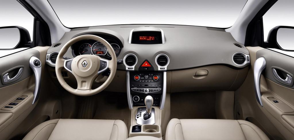 Foto de Renault Koleos (13/17)