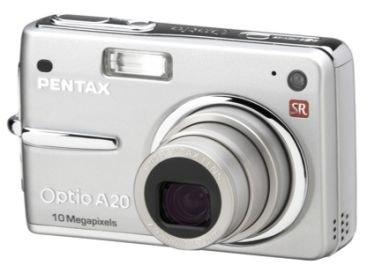 Nuevas cámara Pentax Optio: A20 y M20