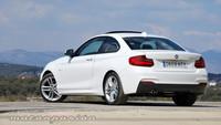 BMW Serie 2 Coupé, toma de contacto