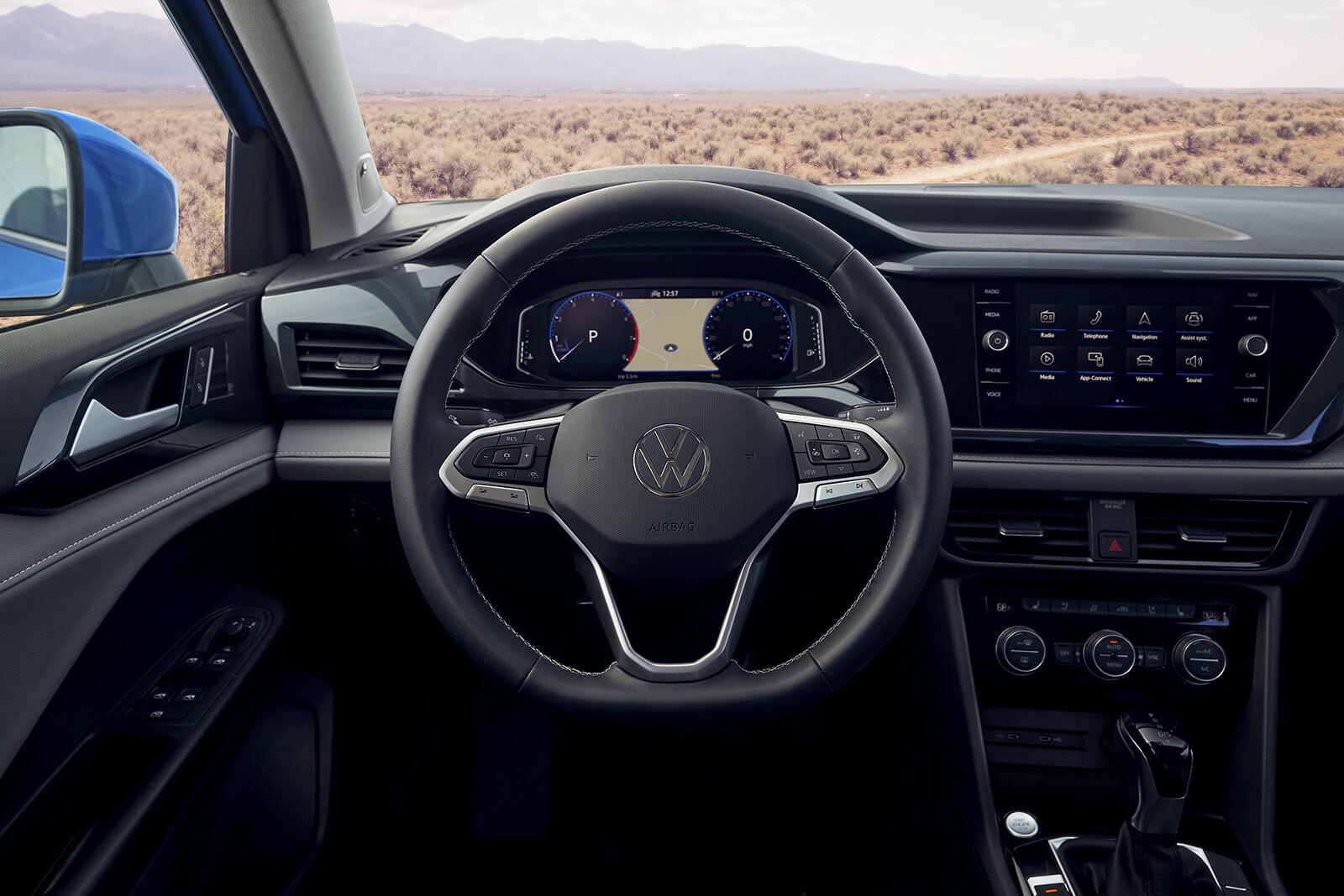 Foto de Volkswagen Taos (18/30)