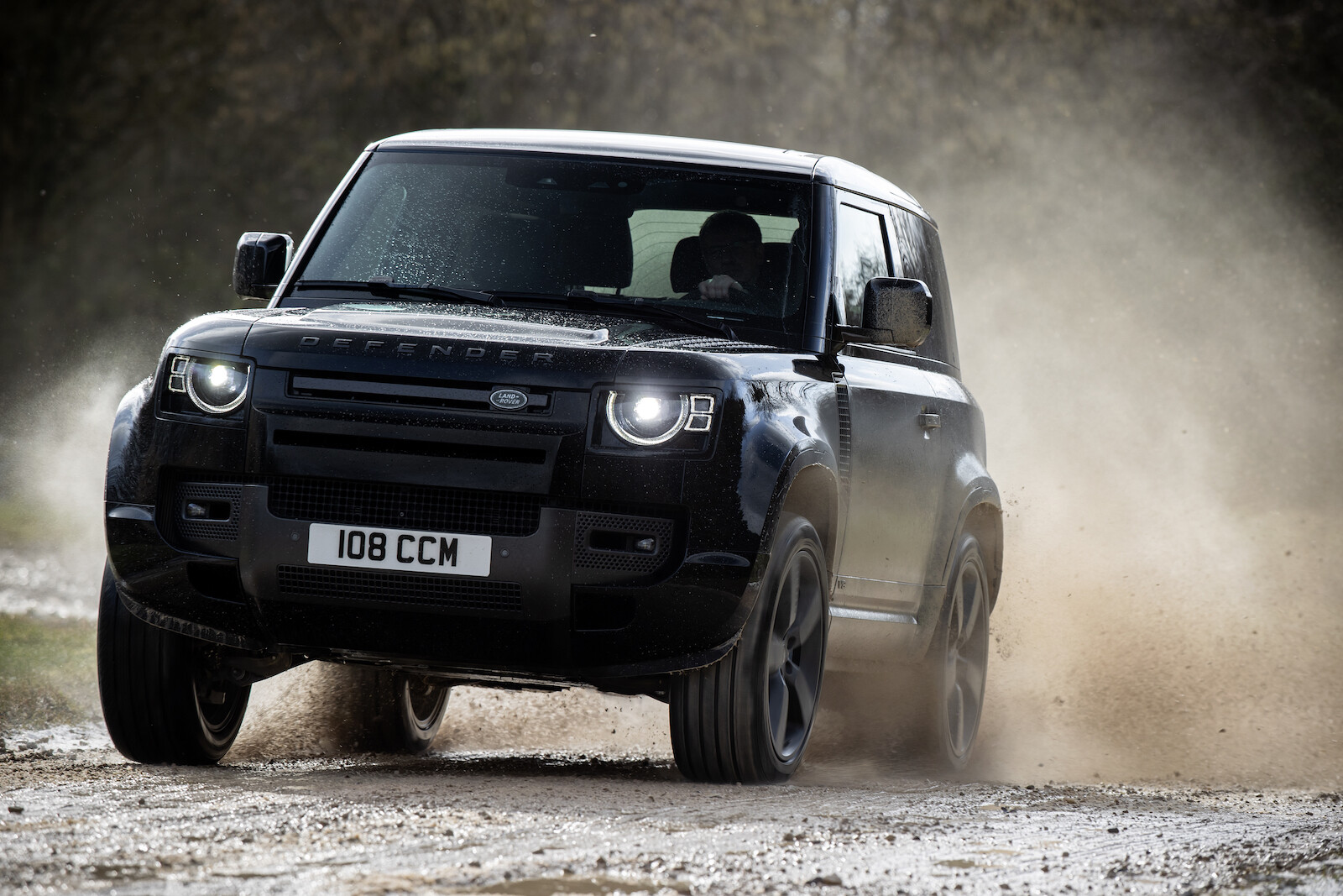 Foto de Land Rover Defender V8 (6/30)