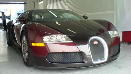 Lo que se aprende probando un Bugatti Veyron