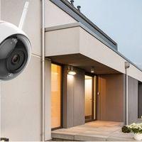 EZVIZ amplía su catálogo de cámaras IP WiFi con dos nuevos modelos, la C3W Color NightVision y la C1C PIR