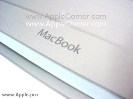 Rumor: ¿este es el nuevo MacBook de aluminio?